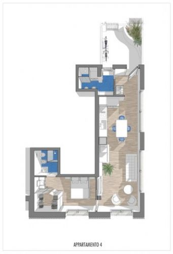 Residenza Carducci 122 Int. 4 vendita Cesenatico