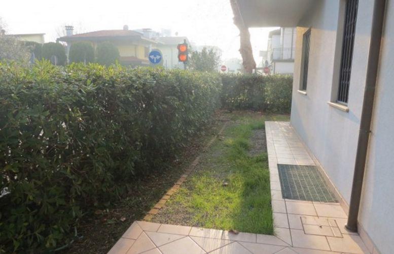 Trilocale con giardino privato vendita Cesenatico