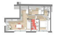 Residenza Carducci 122 Int. 5